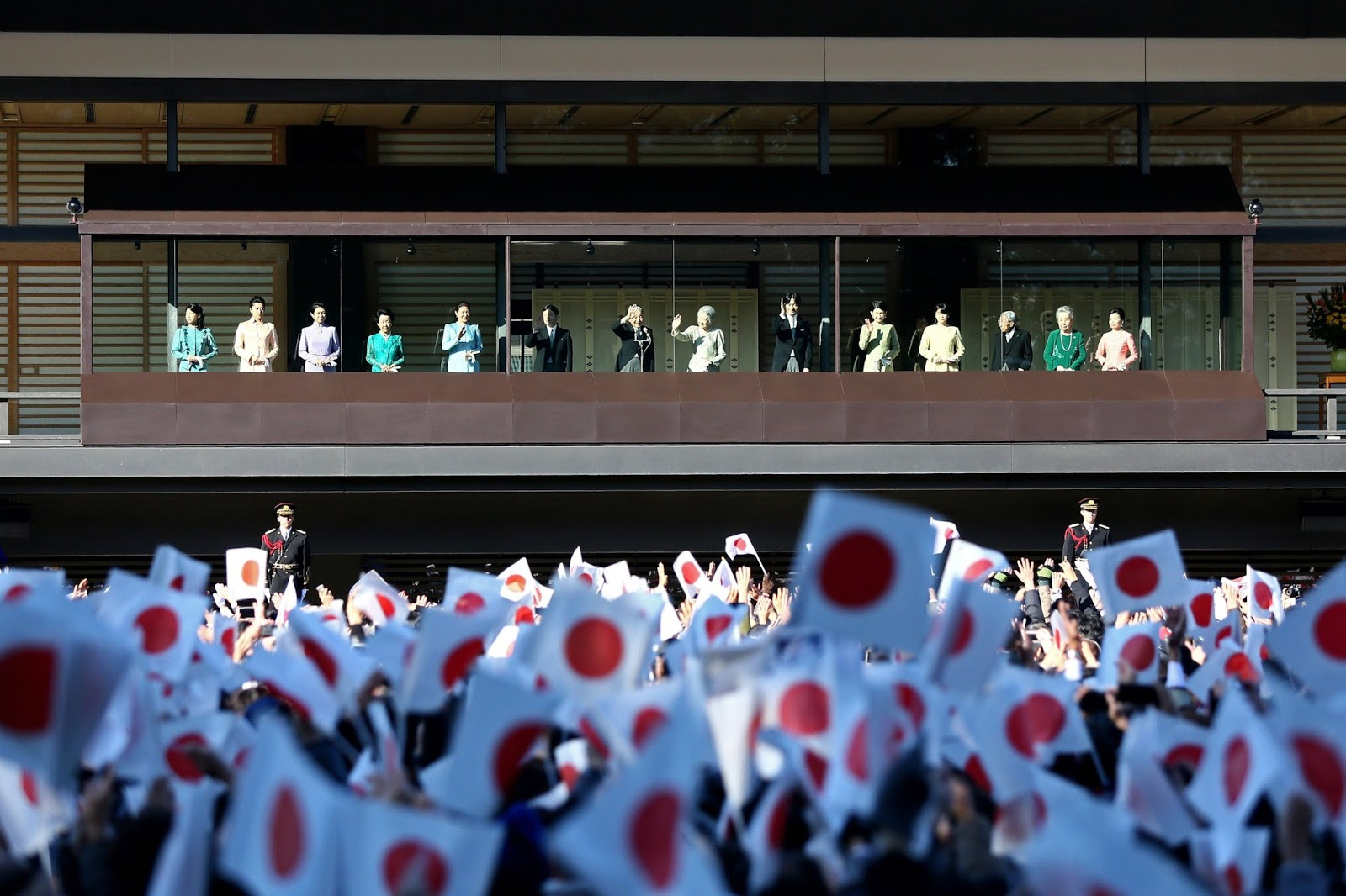 Japan's Royal Family New Year Greeting | NEWMYROYALS ...