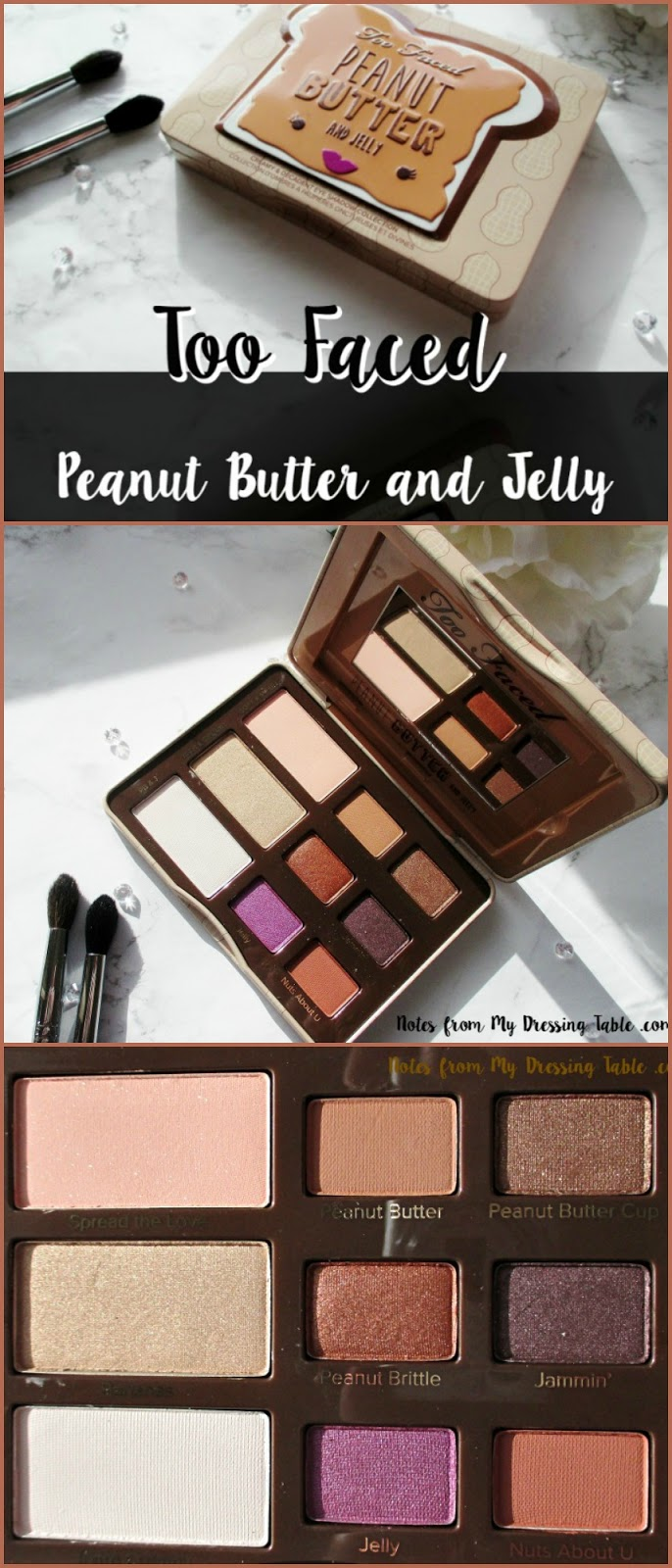 Too-Faced-Peanut-Butter-&-Jelly-Eye-Shadow-Collection