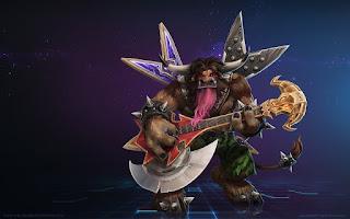 Heroes of The Storm łatwe postacie na start do gry ETC