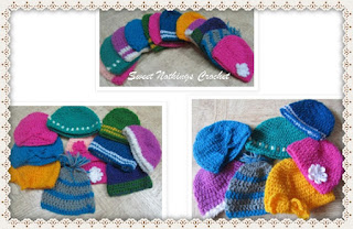 free crochet beanie patterns