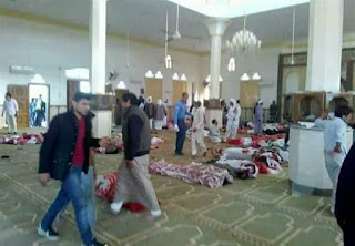 Toll in mosque bomb attack reaches 235