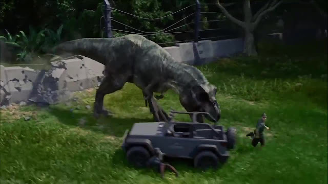 20 Minutes Of Frontier's Jurassic World: Evolution