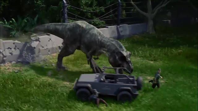 20 Minutes Of Frontier's Jurassic World: Evolution
