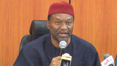 """Budget and National Planning Minister Udoma Udo Udoma"