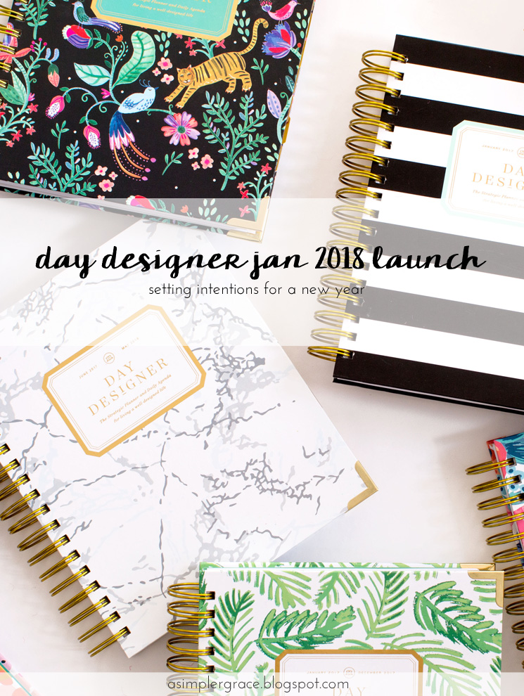 Taking a look at the new Day Designer 2018 Flagship Collection launch! #affiliate #daydesigner @daydesigner