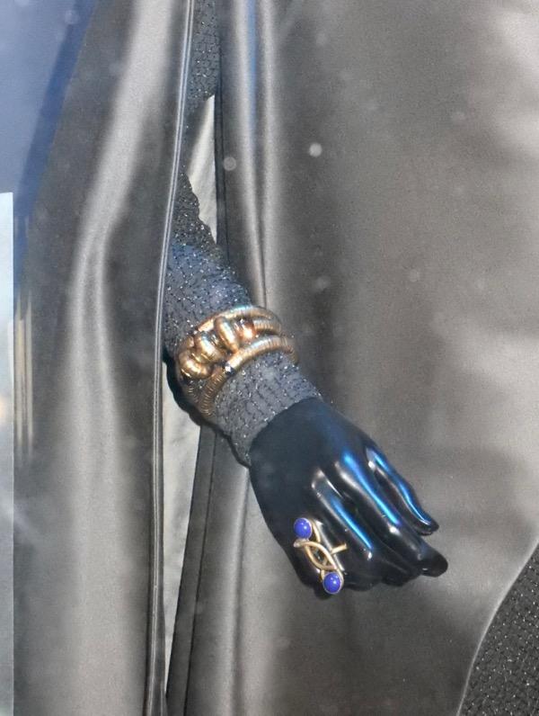 Star Wars Last Jedi Leia costume jewelry