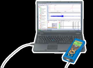 Detector de ultrasonidos SDT270 y software para mantenimiento predictivo UAS