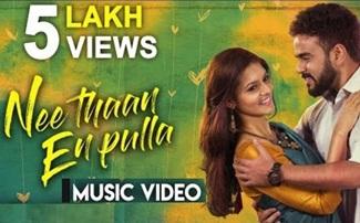 Nee Thaan En Pulla – Ft. Guna (4K) | Mirchi Vijay, Swatishta | Ramanan | Purana Talkies