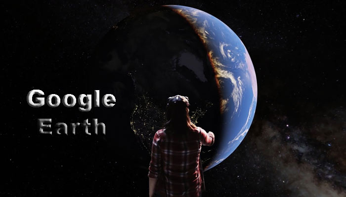 google earth kya hai
