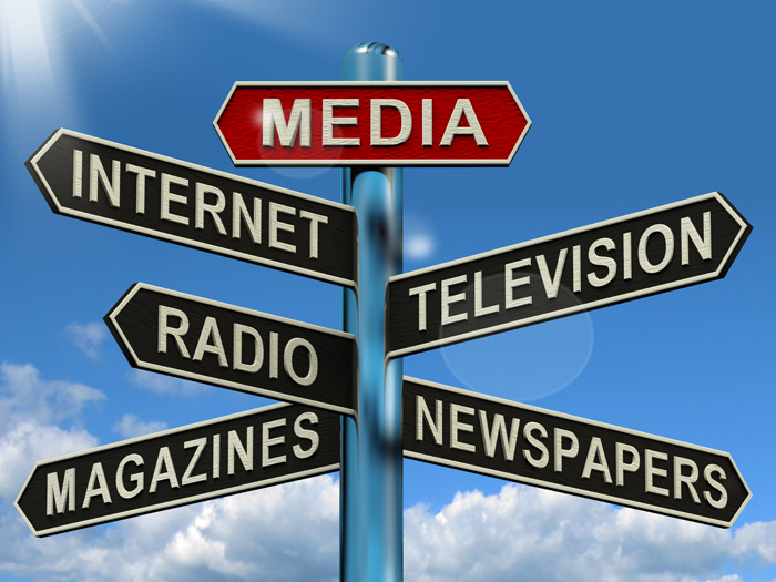Different forms of Mass Media