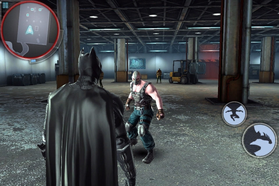Batman The Dark Knight Rises Android APK Download Gameplay ...