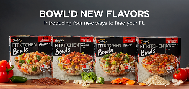 Stouffer's FitKitchen Bowls
