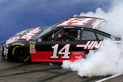 1-2-3 For Stewart-Haas Racing in Michigan! #NASCAR