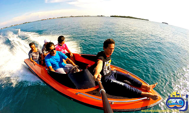 wisata pulau harapan kepulauan seribu utara
