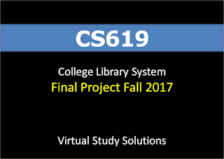 College Library System - CS619 Final Project Fall 2017
