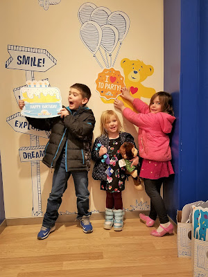 Twin Cities Family Weekend Getaway - Mall of America, Build A Bear Workshop