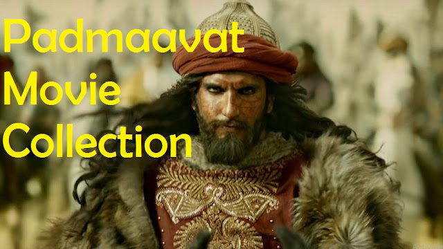 padmaavat movie collection