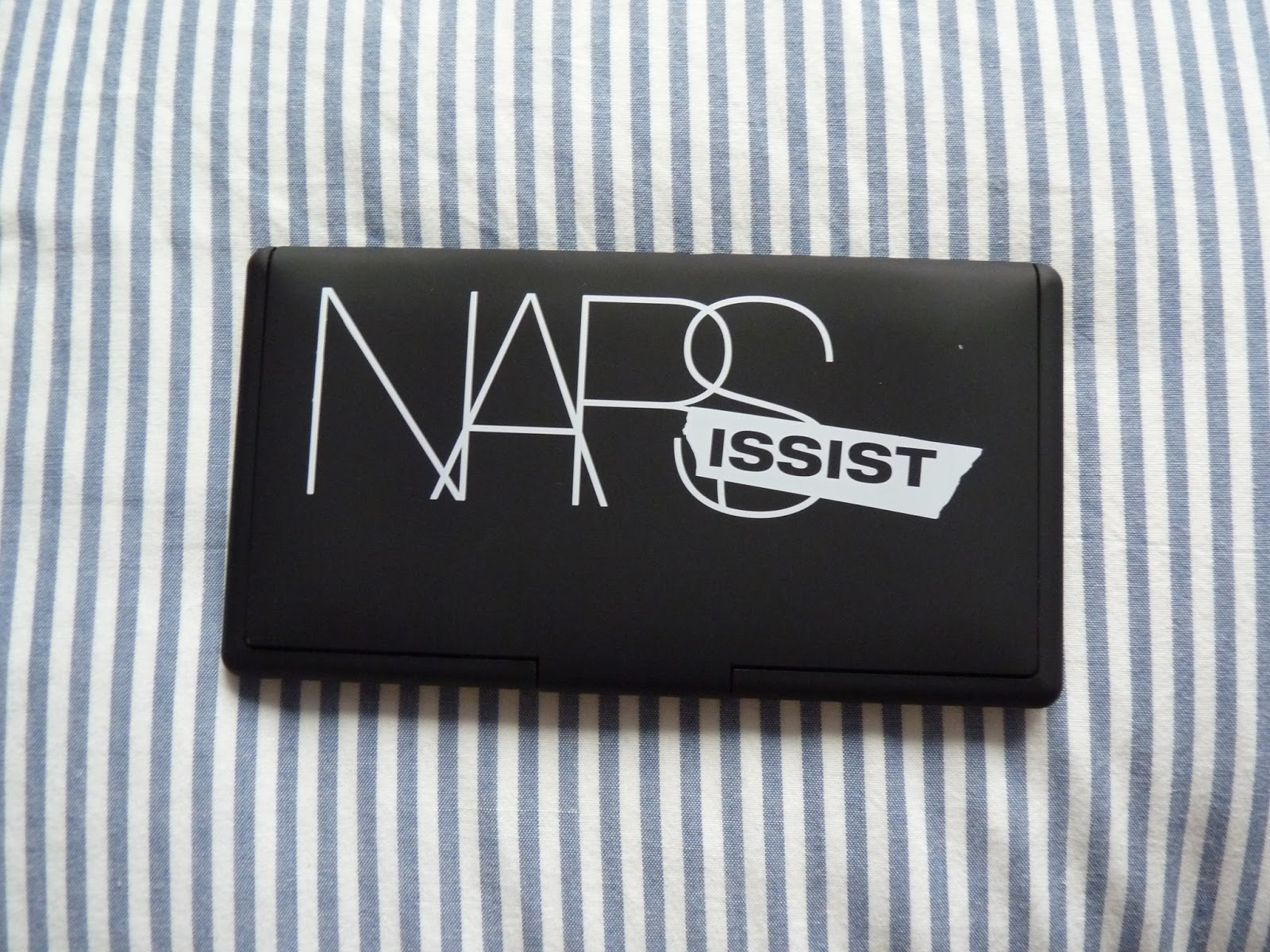 NARS NARSissist Eye Shadow Palette Review Neutral Shades
