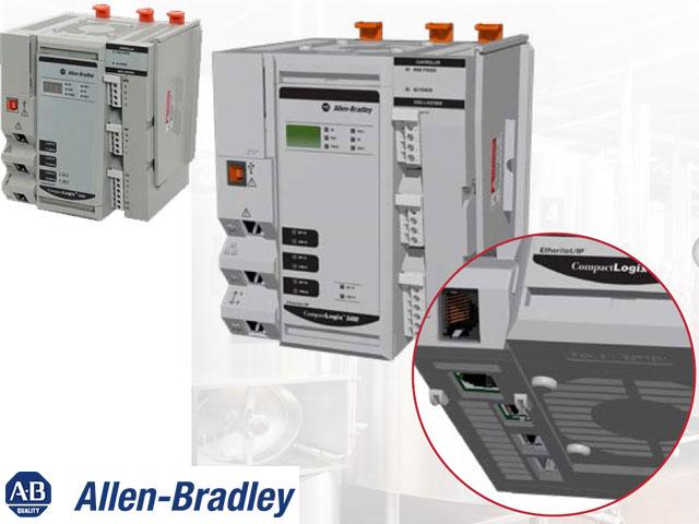 Allen-Bradley CompactLogix 5480 Controllers