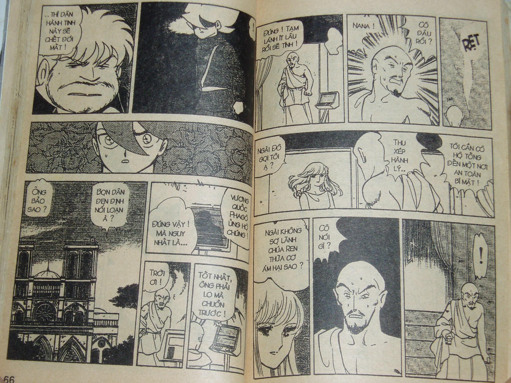 Siêu nhân Locke vol 18 trang 32