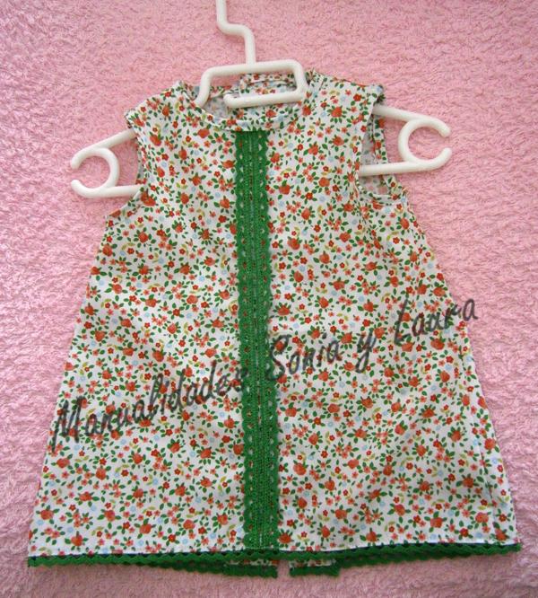 534a7f48e Taller de manualidades de Sonia y Laura  Vestidos de niña