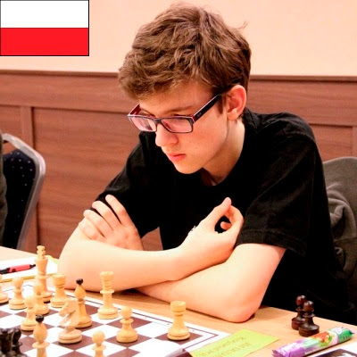 El ajedrecista GM Jan Krzysztof Duda
