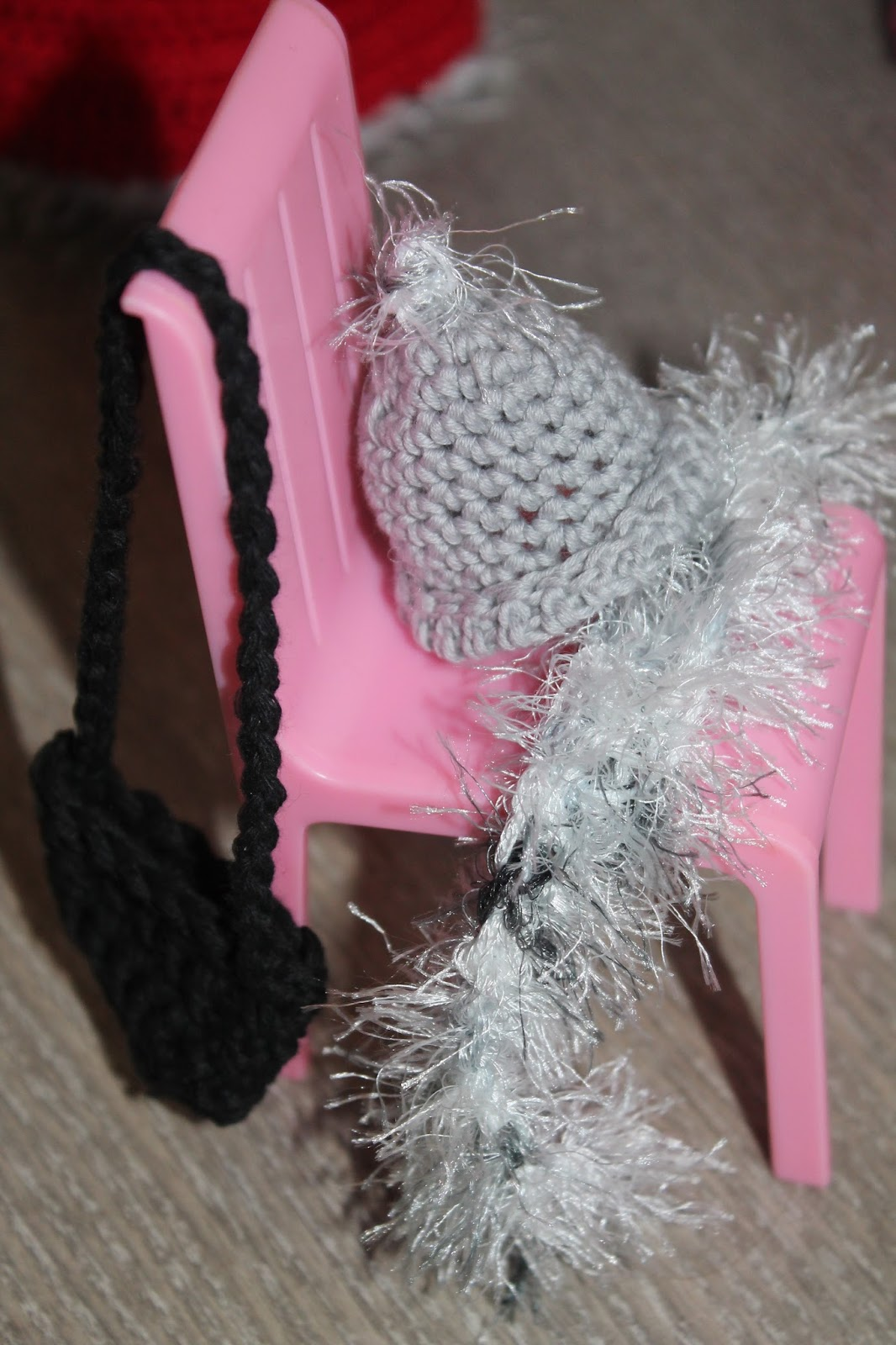 Handväska Och Handbagage : Lindas allehanda nytt till barbie