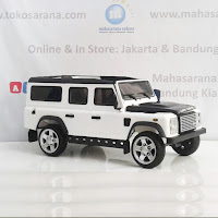 land rover defender licensed battery toy car