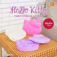 Dusdusan Hello Kitty Fancy Storage 3 Combo ANDHIMIND