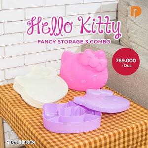 Hello Kitty Fancy Storage 3 Combo