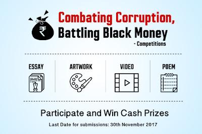 Corruption a menace essay
