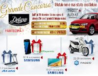 Logo Grande concorso di Natale Lidl :vinci buoni spesa e premi da urlo