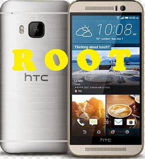 Root HTC One M9.
