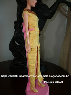 Sapatinhos de Biscuit Para Bonecas Barbie  Criados Por Pecunia MillioM 4