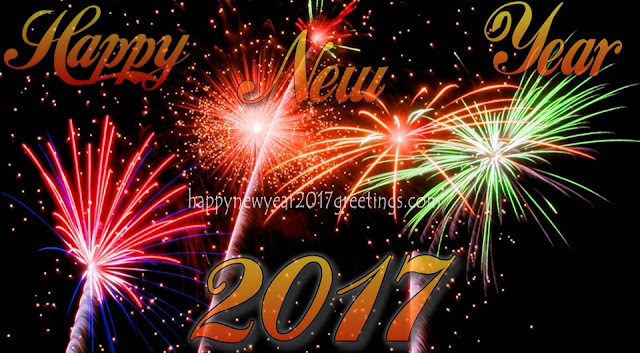 New Year 2017  HD Fireworks Images