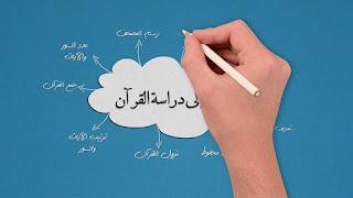 حقيبة نماذج للدراسات القرآنية