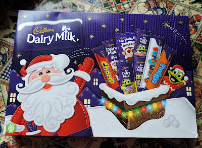 Christmas 2017 from Cadbury