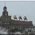 Group demands removal of Christmas display of three wise men, star, from Michigan school building
