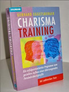 """Das Buch """"Charisma Training als Gratis-Download"""