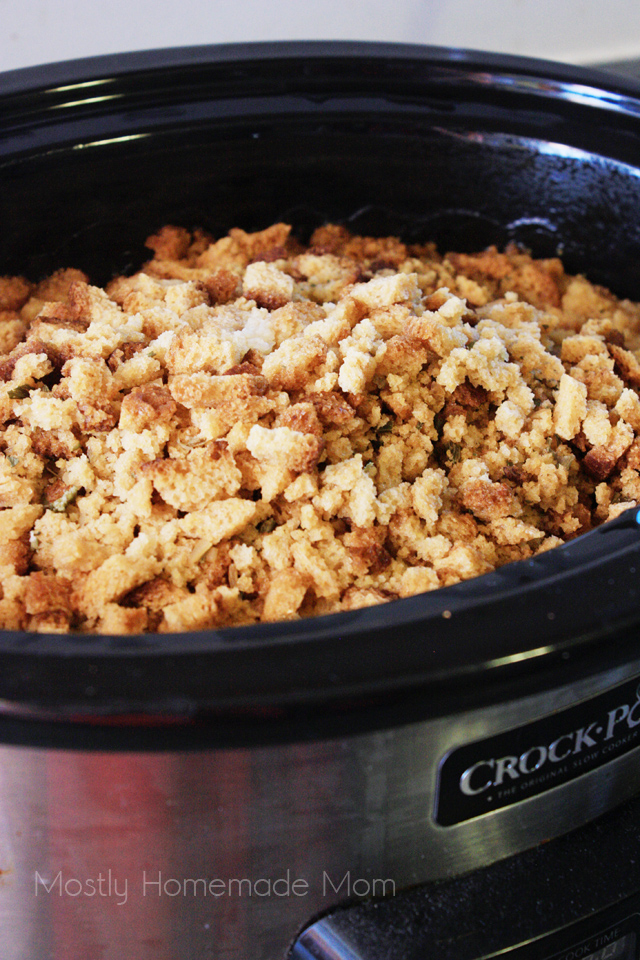 Crockpot Thanksgiving Dinner Recipe Video Mostly