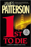 1st to Die by James Patterson (Book cover)