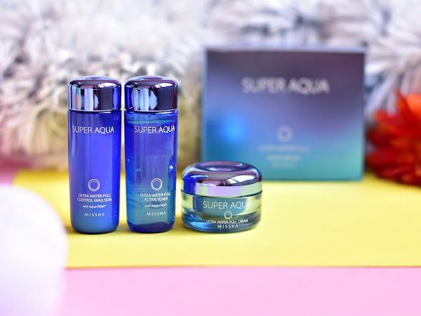 MISSHA - Super Aqua Ultra Water-Full