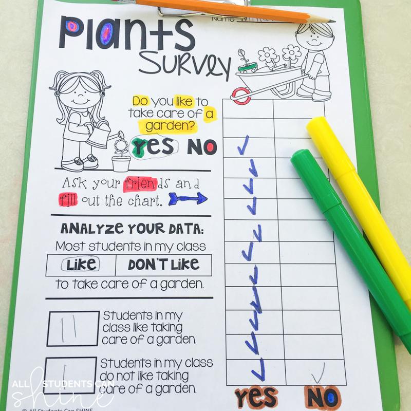 spring class survey