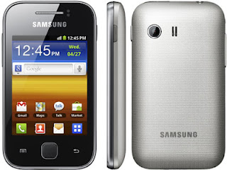 Install ANTHR-A Android 4.0 ROM on Galaxy Y S5360 ICS Custom Firmware