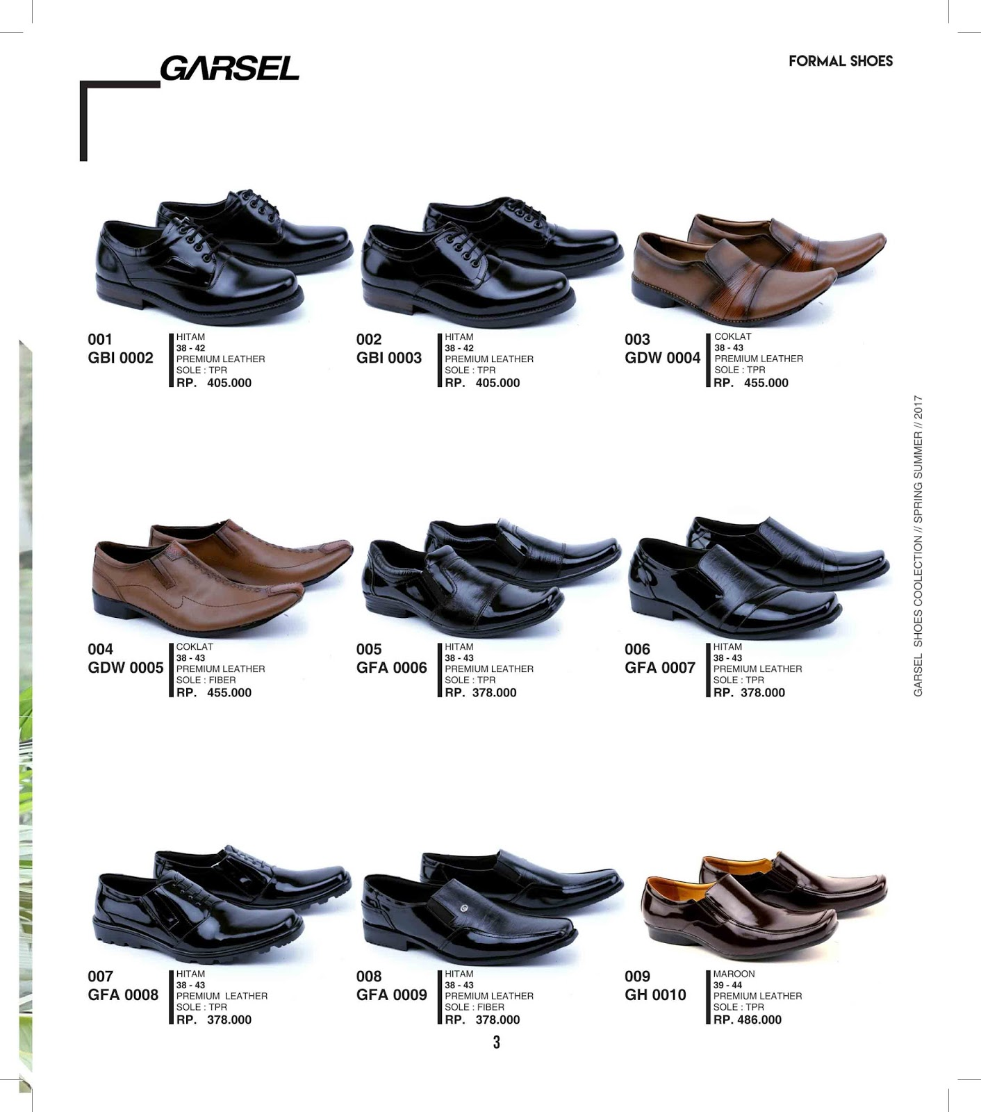 Katalog Terbaru Garsel Shoes 2017 2018 009 Tas Anak