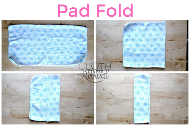 Pad Fold Cloth Diaper Revival