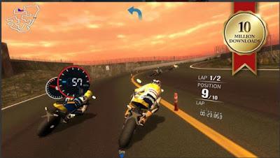 Download Game Balap Motor untuk HP: Real Moto Apk