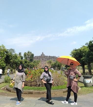 Pesona Candi Borobudur Nan Mempesona