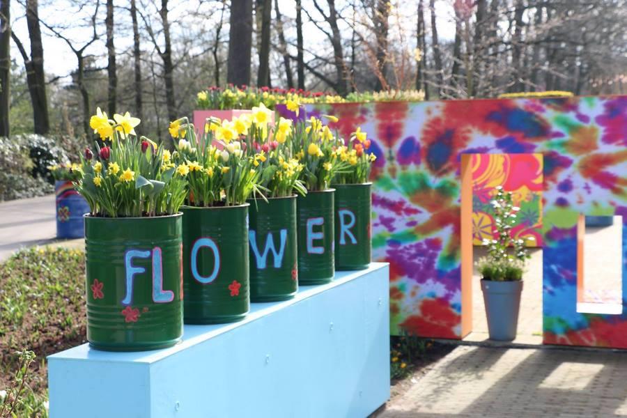 Keukenhof 2019 Flower Power