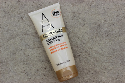 Argan+ Shea Collagen Rich Body Wash